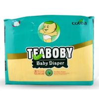 tea baby diaper nappy in bales/bulk manufacturer in China