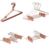 Hot selling metal clothes hangers