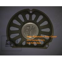 Auto Alternator Rear Cover Cold Rolled Steel stamping parts thumbnail image