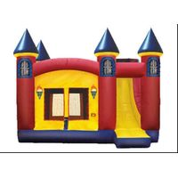 4 in 1 Inflatable Castle Combo