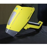 XRF Handheld analyzer for mining