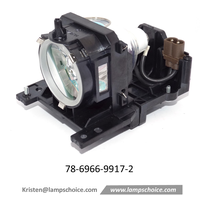 Compatible Projector Lamp with housing For 3M X64 Projector (78-6966-9917-2)