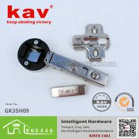 26mm cup glass door undermount soft close hinge thumbnail image