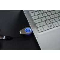 2018 new usb drive,crystal pen drive with custom logo flash drive 1gb 2gb 4gb 8gb 16gb 32gb thumbnail image