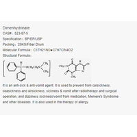 Dimenhydrinate/DIMENHYDRINATE