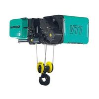 VT Electric Wire Rope Hoists