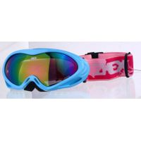 Customized your own logo childrens ski goggles Ski Goggles-GZ-30 thumbnail image