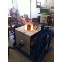 Induction Melting Furnace for gold/silver/steel/copper 200KW thumbnail image