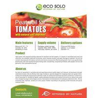 Peat soil for tomatoes thumbnail image