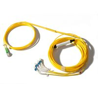 High Return Loss Fiber Optic Y Cable 2.0 / 3.0 mm 1260 ~ 1360 / 1471 ~ 1611 nm thumbnail image