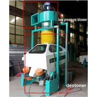 destoner,grain cleaning machine