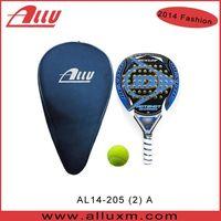 2014 Wholesale Paddle Racket Set (racket & ball & paddle bag)