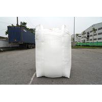Vietnam supplier PP woven bulk big ton bag / jumbo bag for packing stone, fish meal,sugar,cement thumbnail image