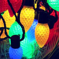 Smart Waterproof Dream Color Strawberry String Light thumbnail image