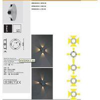 4w indoor led wall light wall washer Cree XP-E thumbnail image