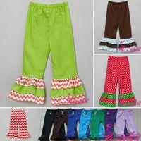 Hot sale Polka dot Baby Pants,Girls Ruffle Pants,child pants thumbnail image