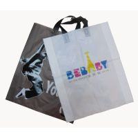 HDPE/LDPE Plastic T-Shirt Retail Shopping bag/Retail grocery bag/Vest carrier bag