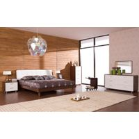 Round panel corner design bedroom furniture thumbnail image