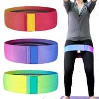 Resistance Band Sport Fitness Yoga Stretch Bands Keepfit thumbnail image