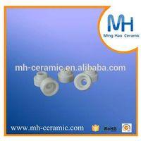 wear resistance industrial electrical alumina ceramic insulators