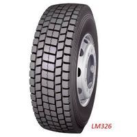 Cheap Roadlux / Longmarch Drive Radial Truck Tire (LM326)