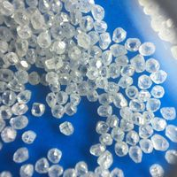 pure white lab grown white CVD / HPHT diamond thumbnail image