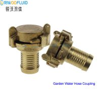 German Type Garden Water Claw Type Geka Hose End 3/8 Inch Air Hose Coupling thumbnail image