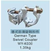 German Tpye scaffolding pipe clamp swivel scaffolding coupler
