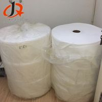 Eco-Friendly Non-Woven Fabric Air Filter Fiber for Face Mask 100% High Efficiency Low Resistance