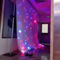 LED star curtain thumbnail image