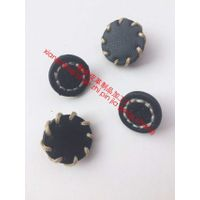 "Produce leather buttons to buckle horns ""leather buckle pyrrha splitting the leather garment accesso"