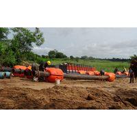HDPE Dredging floater,Buoy for dredge, PE Dredging floater, dredge floater, floating buoy. buoy floa thumbnail image