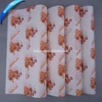 Kolysen greaseproof wrapping wax paper