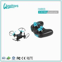 Mini Quadcopter and rc mini drone, pocket drone and palm size uav