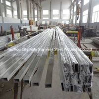 Ms Hollow Section Stainless Steel Square Pipe