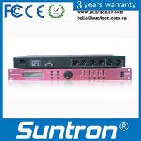 SUNTRON D24PC/D26PC Audio Processor