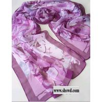 silk,polyester scarf/shaws,elegance,2 colors innce