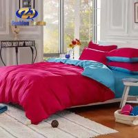Cheap red and blue full bedding sets for women thumbnail image