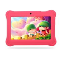 7 inch Kids Tablet, 1GB + 8GB Quad Core Android HD Edition w/ iWawa Pre-Installed Bundle, Tablets fo