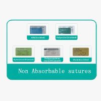 Non-absorbable sutures thumbnail image