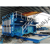 05.HBM Large-scale battery mold wall panel production line