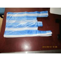 Cheap price T-shirt plastic bags on roll