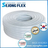 Clear Standard Ducty Suction Hose thumbnail image