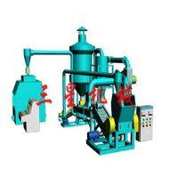 cable wire recycling machine cable scrap crusher