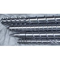 screw and barrel for extruder &injection machine