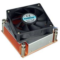 OEM ODM 1-2U Server Intel 775/776 copper heatsink