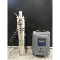 Good quality dc brushless solar pump NSK bearing solar submersible pump for irrigation solar water p thumbnail image