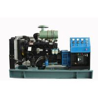 Factory price 34kva to 253kva generator with air cooled diesel engine