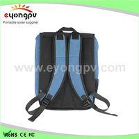 New design solar bag waterproof custom outdoor backpack thumbnail image
