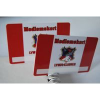 low frequency 125khz rfid durable smart cards
